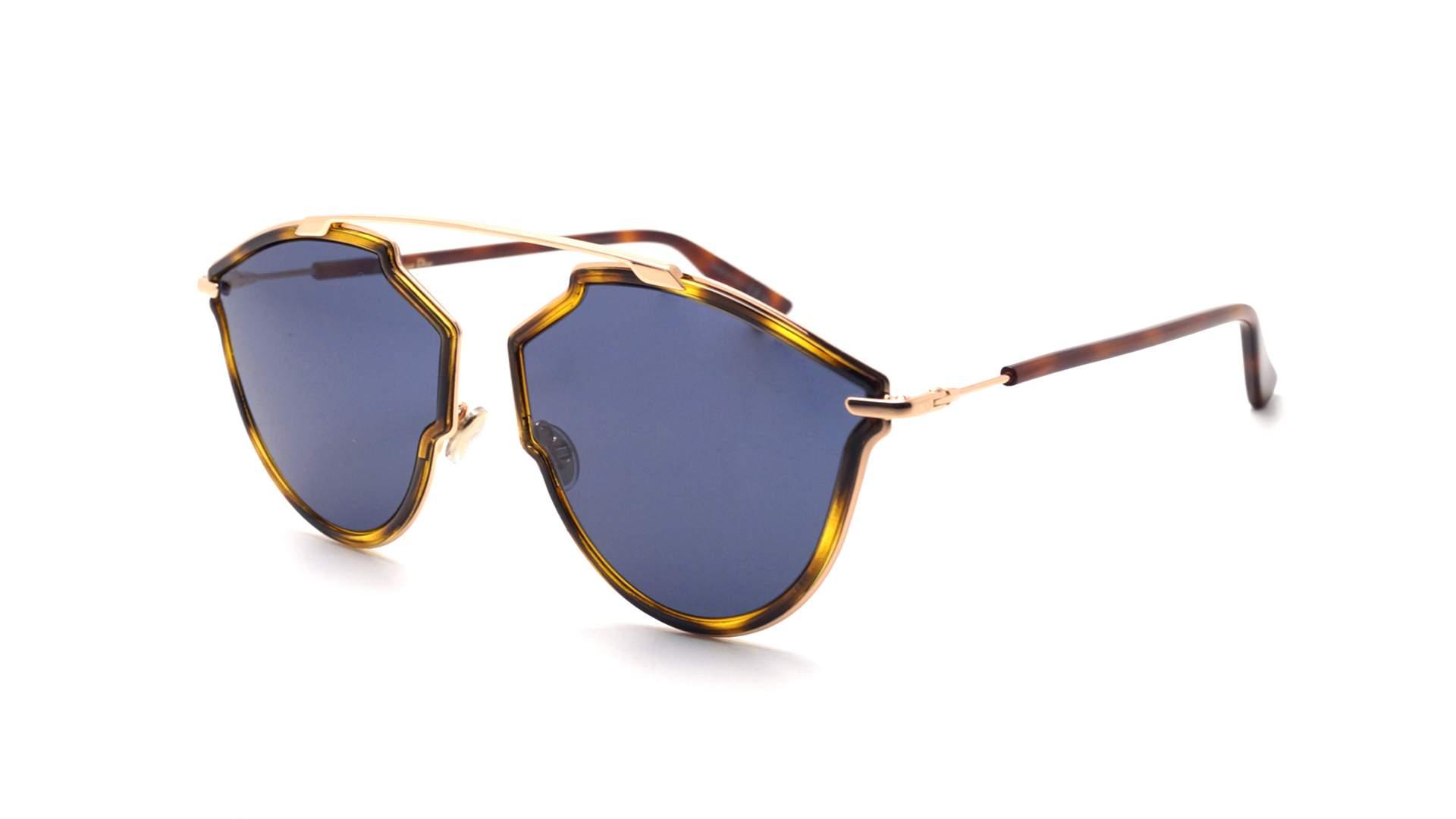 491b0d9cce05f Sunglasses Dior SoReal Rise Tortoise DIORSOREALRISE QUMKU 58-17 Large
