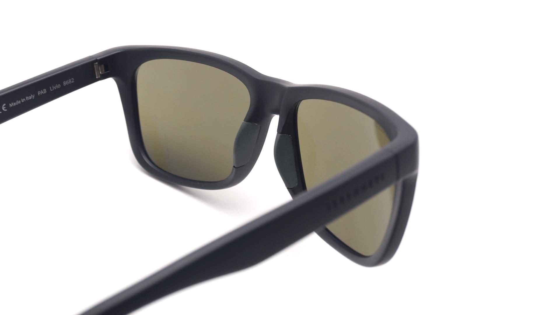5637a736f1ae Sunglasses Serengeti Livio Black Matte 8682 57-15 Large Polarized  Photochromic