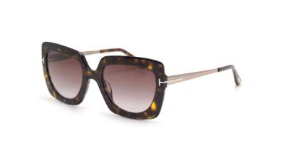 adf30efadb4 Tom Ford Jasmine-02 Tortoise FT0610S 52T 53-21 163