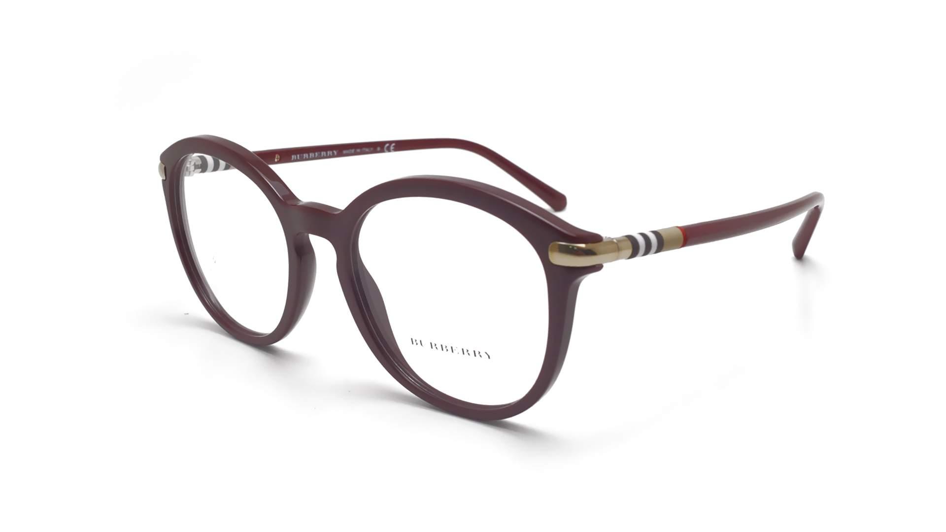 2b6ab9e57f46 Eyeglasses Burberry BE2264 3687 52-19 Purple Medium