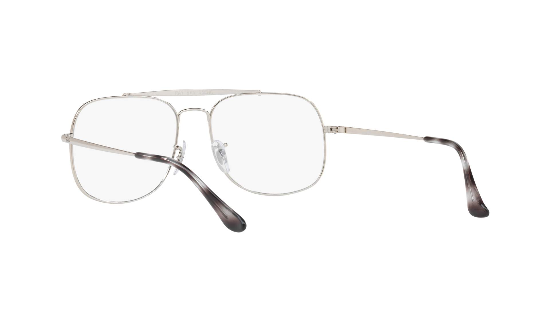 4bb247db47 Eyeglasses Ray-Ban RX6389 RB6389 2501 55-16 Silver Medium