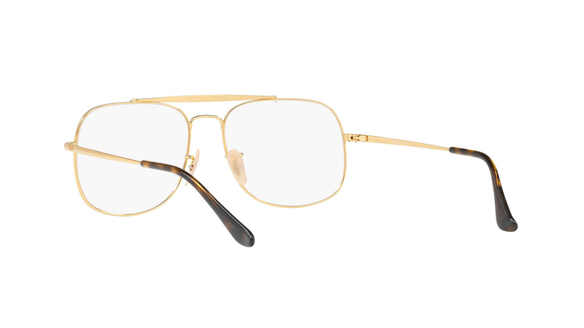 614b3ba5fe Eyeglasses Ray-Ban RX6389 RB6389 2500 55-16 Gold Medium
