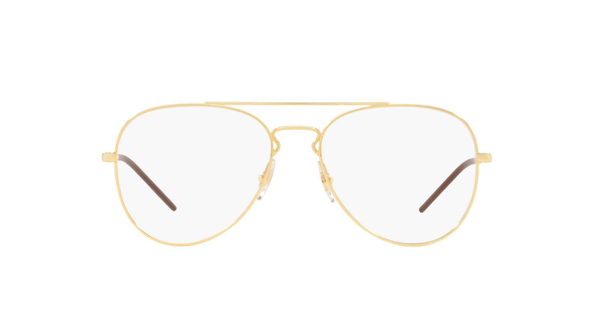 d7209ddb01b Eyeglasses Ray-Ban RX6413 RB6413 2500 54-17 Gold Medium