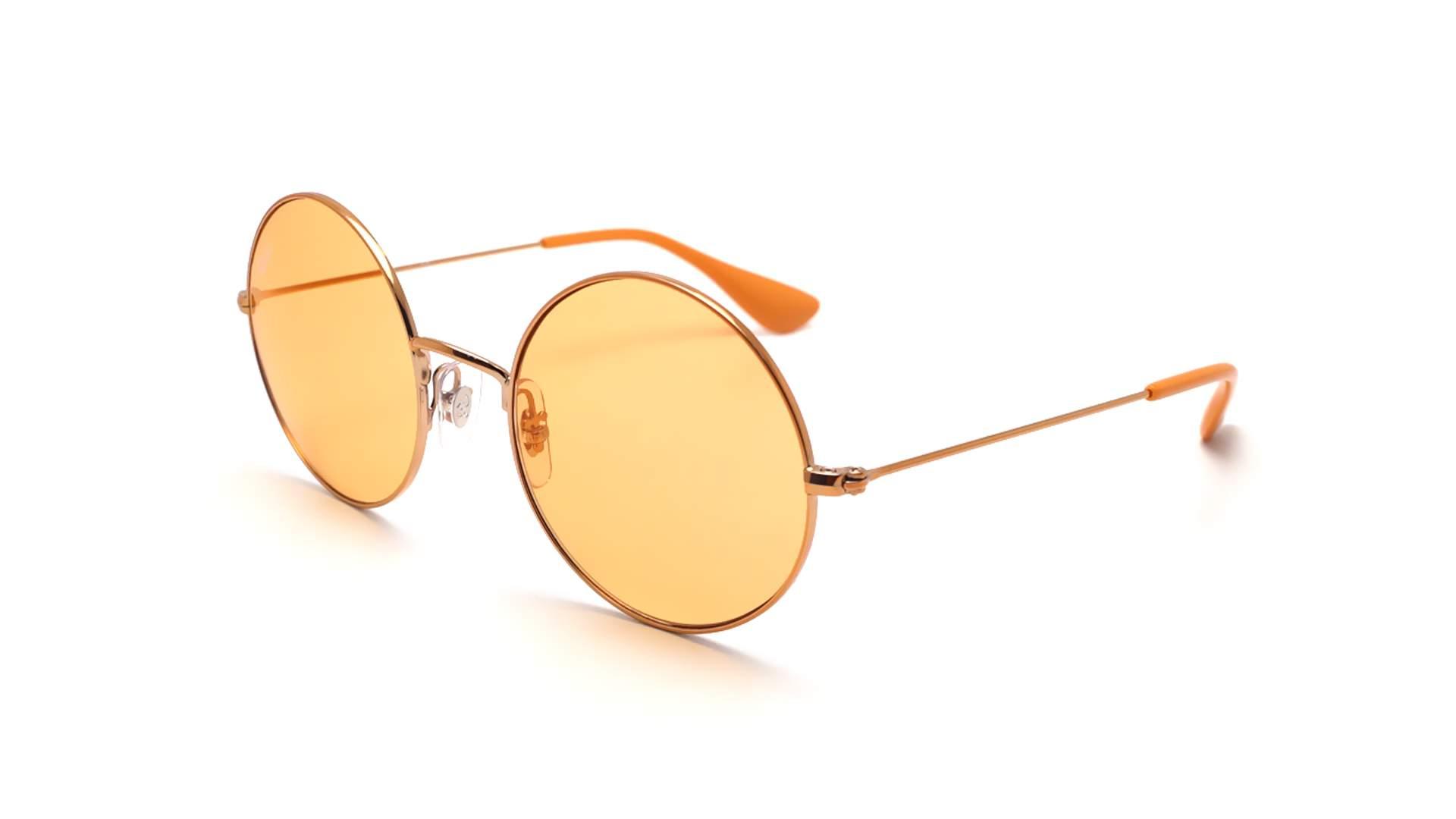 7c167ae2991f Sunglasses Ray-Ban Ja-jo Copper RB3592 9035 C6 50-20 Medium Mirror