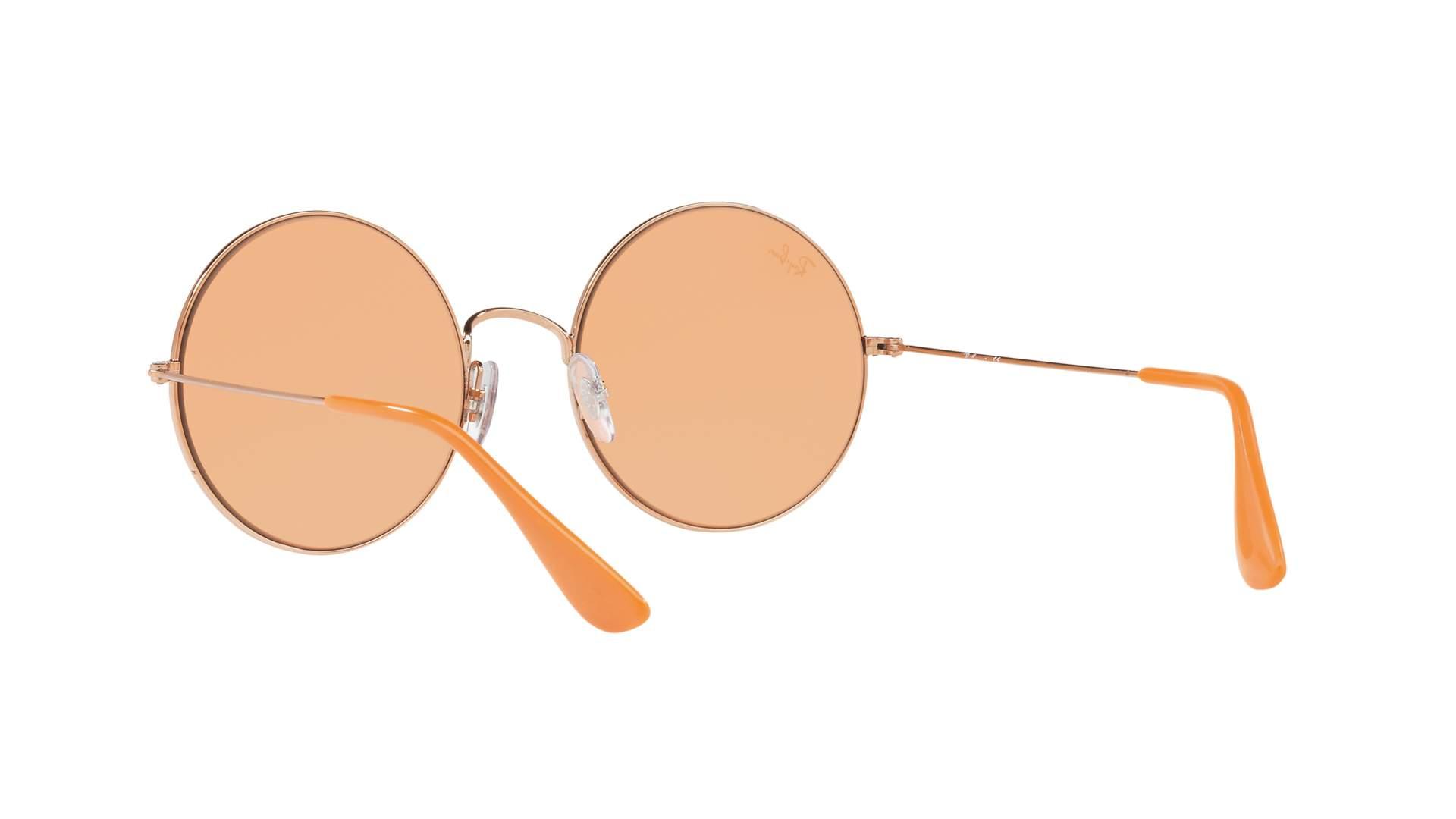 6408d5e67e Sunglasses Ray-Ban Ja-jo Copper RB3592 9035 C6 50-20 Medium Mirror