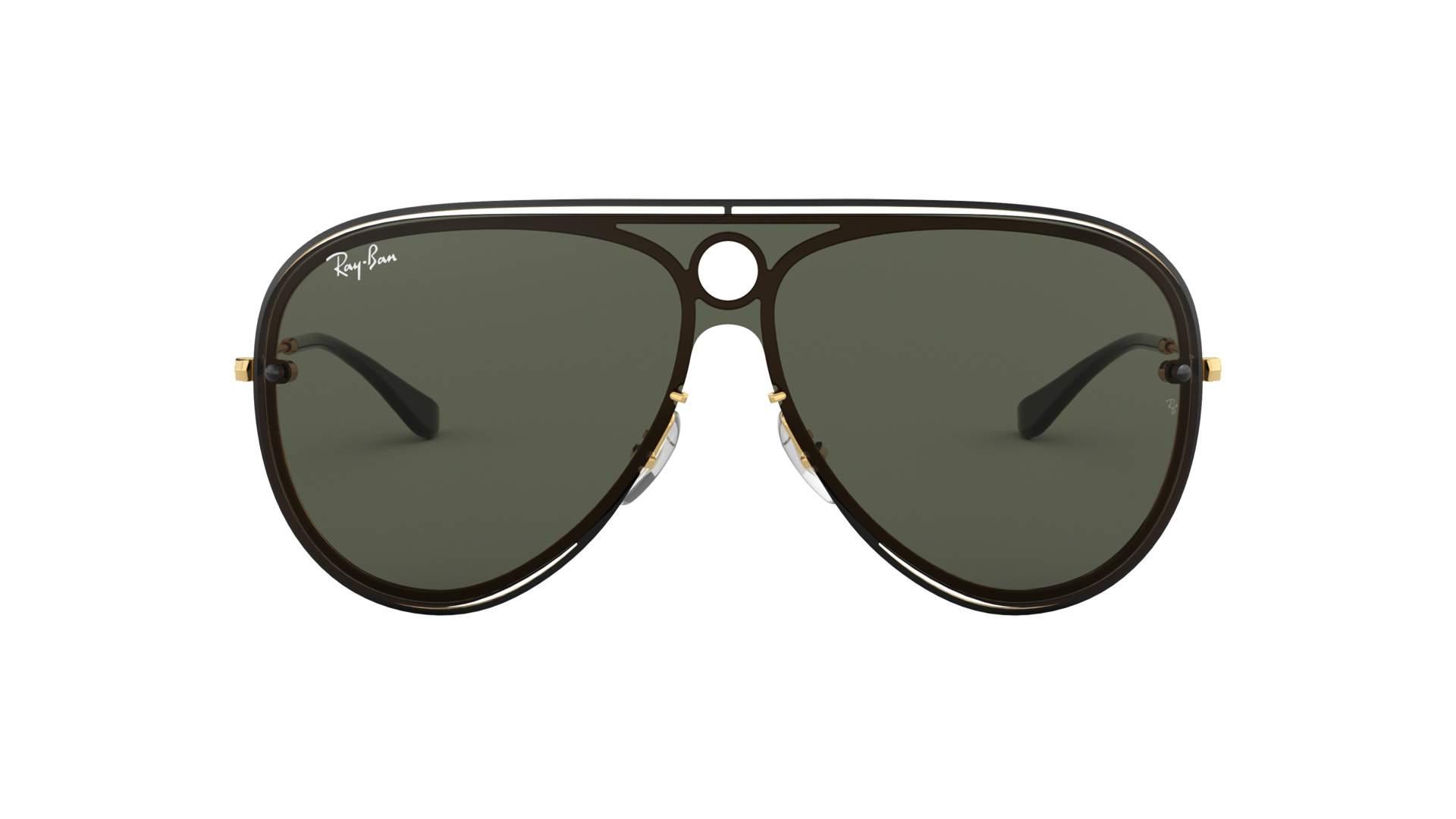 4b0ad4ec8b99a Sunglasses Ray-Ban Shooter Blaze Black RB3605N 187 71 32-20 Medium