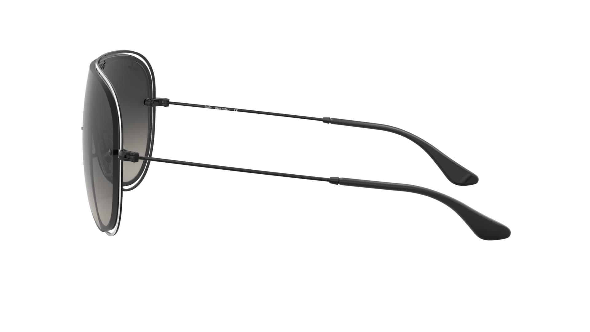 eb065f61be Sunglasses Ray-Ban Shooter Blaze Black RB3605N 9095 11 32-20 Medium Gradient