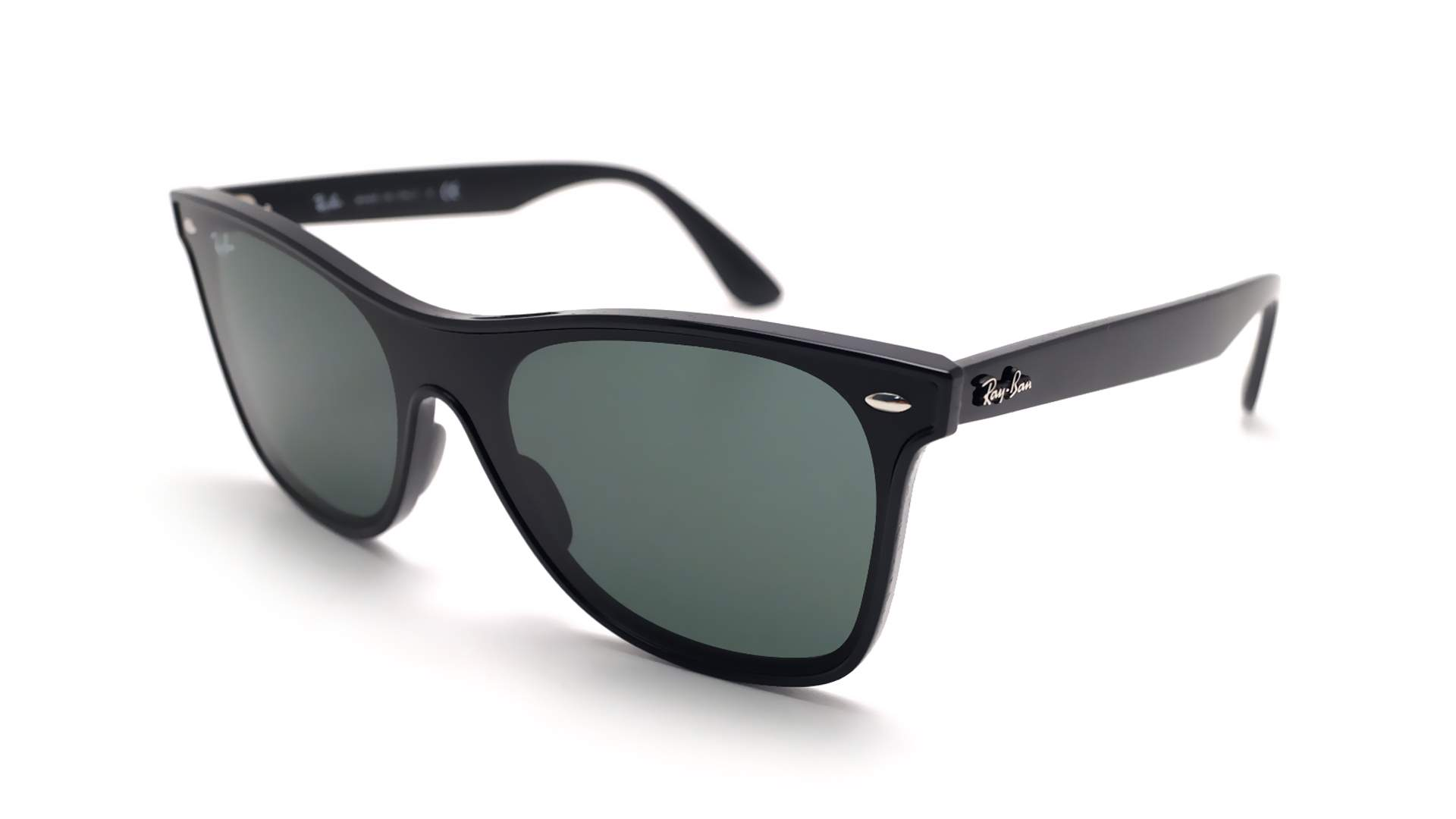 Sunglasses Ray-Ban Wayfarer Blaze Black RB4440N 601 71 41-18 Medium 7ca7de48c59