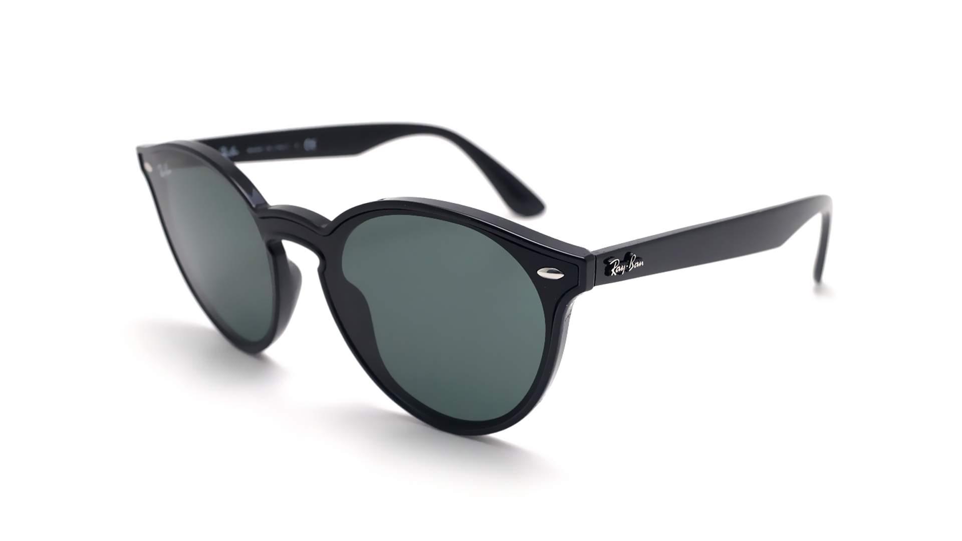 f2b1ddf42a1d3 Sunglasses Ray-Ban Blaze RB4380N 601 71 37-17 Black Medium