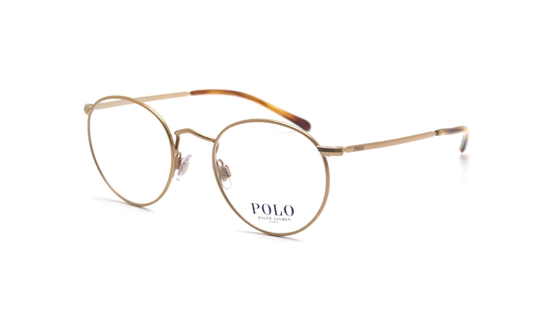 b0468d27fd Polo Ralph Lauren PH1179 9334 48-20 Or | Prix 107,90 € | Visiofactory
