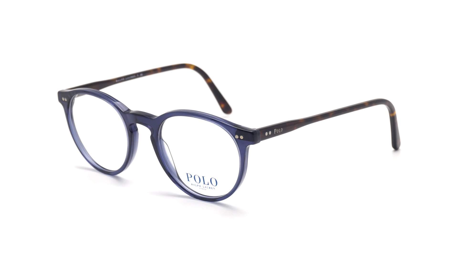 52a2e776c2e Eyeglasses Polo Ralph Lauren PH2083 5276 48-20 Blue Small