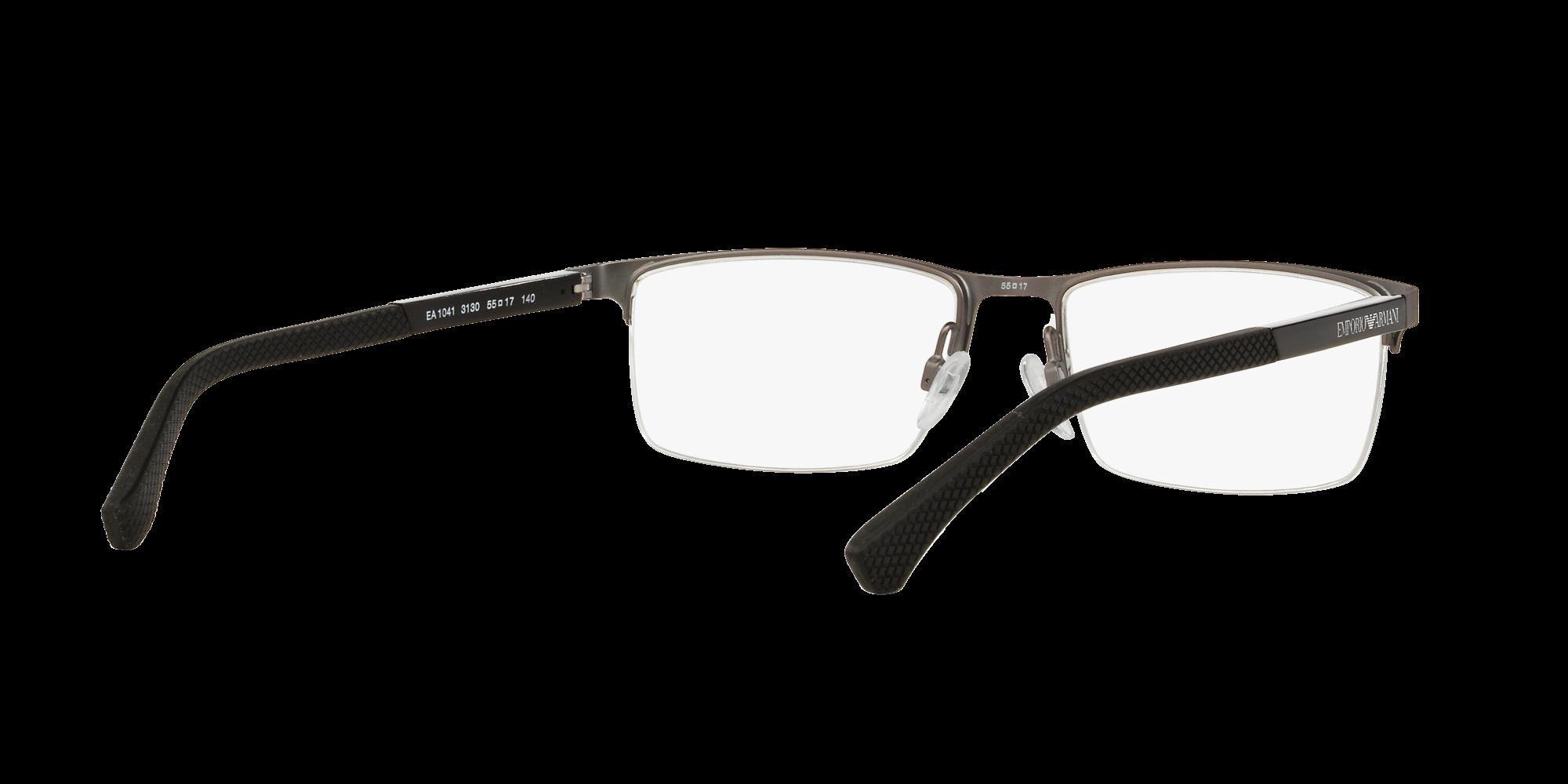 Eyeglasses Emporio Armani EA1041 3130 53-17 Grey Matte Medium ade4feb90f