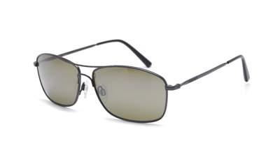 Serengeti Corleone Shiny gunmetal Classic metal 8565  59-14 Polarisierte Gläser