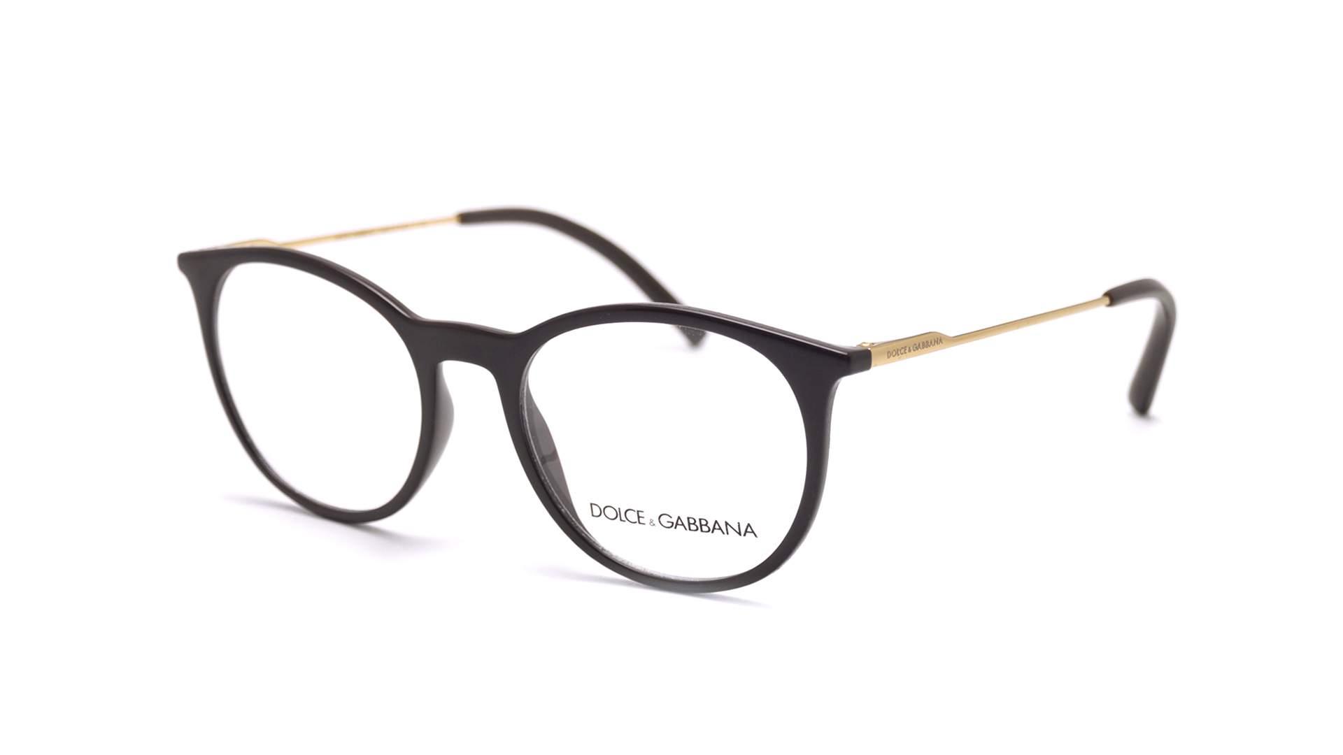5efad8bb2060 Eyeglasses Dolce & Gabbana DG5031 3042 49-18 Brown Medium