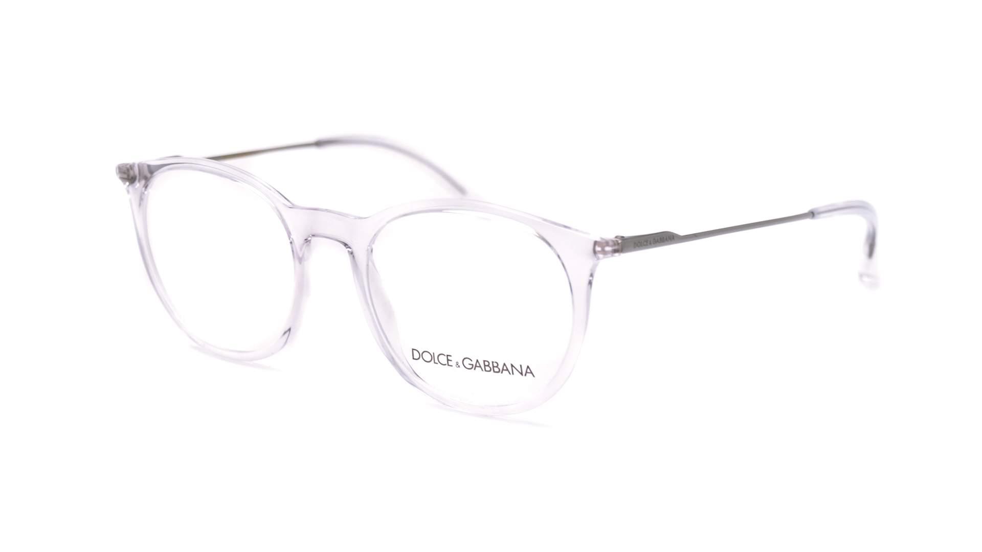 b58e5a3ad40 Eyeglasses Dolce   Gabbana DG5031 3133 49-18 Clear Medium