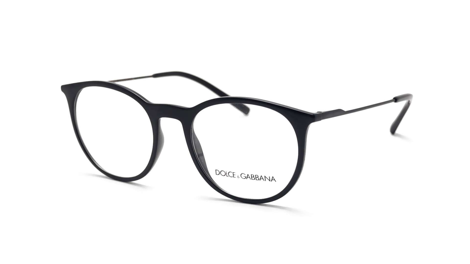 8f97bbf5280 Eyeglasses Dolce   Gabbana DG5031 2525 49-18 Black Matte Medium