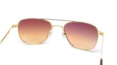 Randolph Aviator Gold 23k Or AF51606NY  55-20