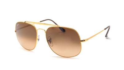 Ray-Ban General Gold RB3561 9001/A5 57-17 86,58 €