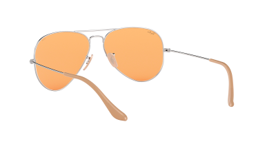 Ray-Ban Aviator Evolve Argent RB3025 9065/V9 55-14