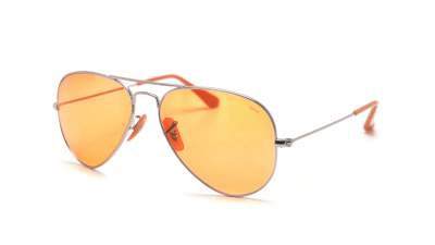 Ray-Ban Aviator Evolve Silber RB3025 9065/V9 55-14 108,98 €