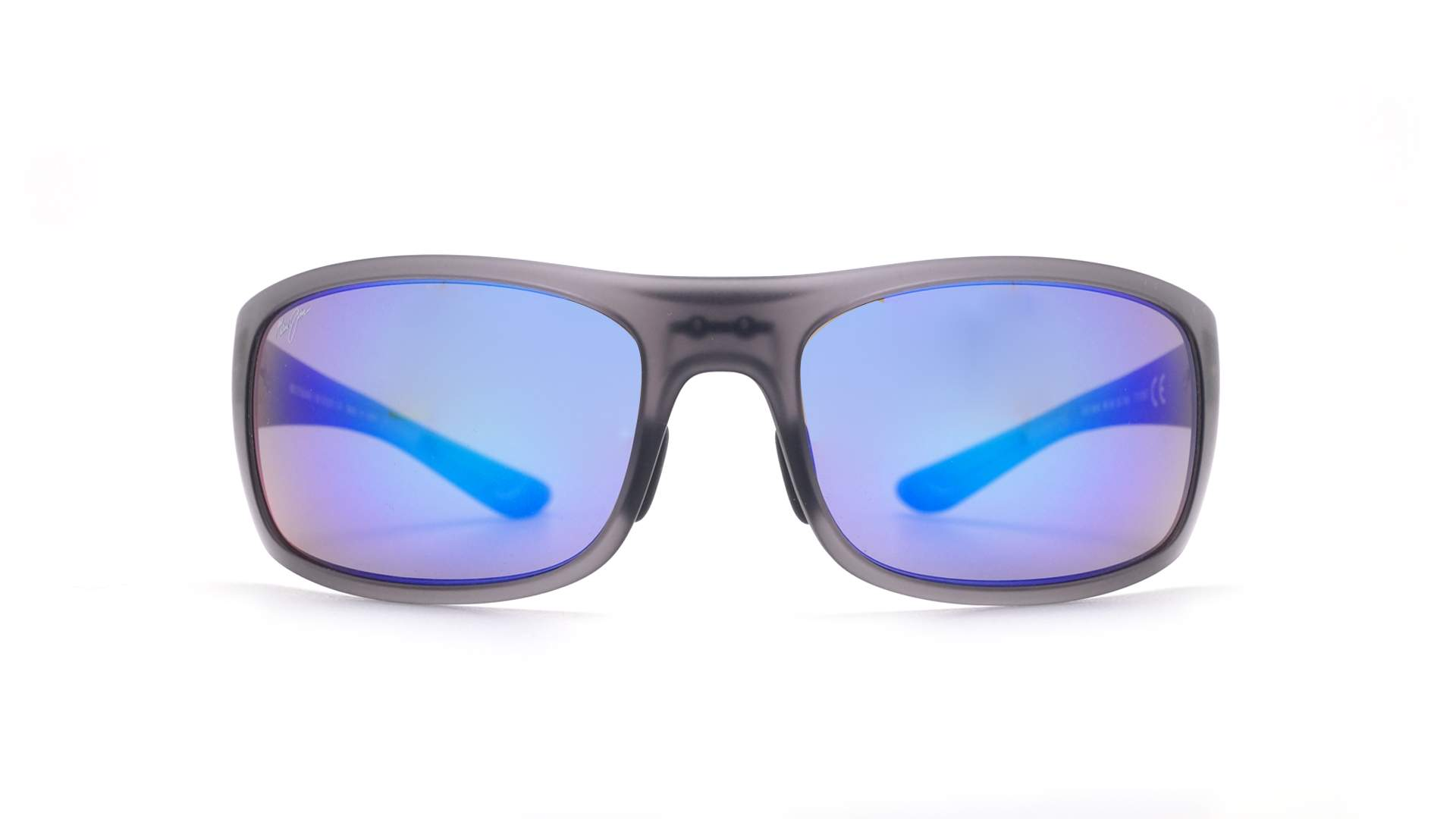 86fd9e4aa2 Sunglasses Maui Jim Big wave Clear Matte Maui pure B44011M Polarized  Gradient