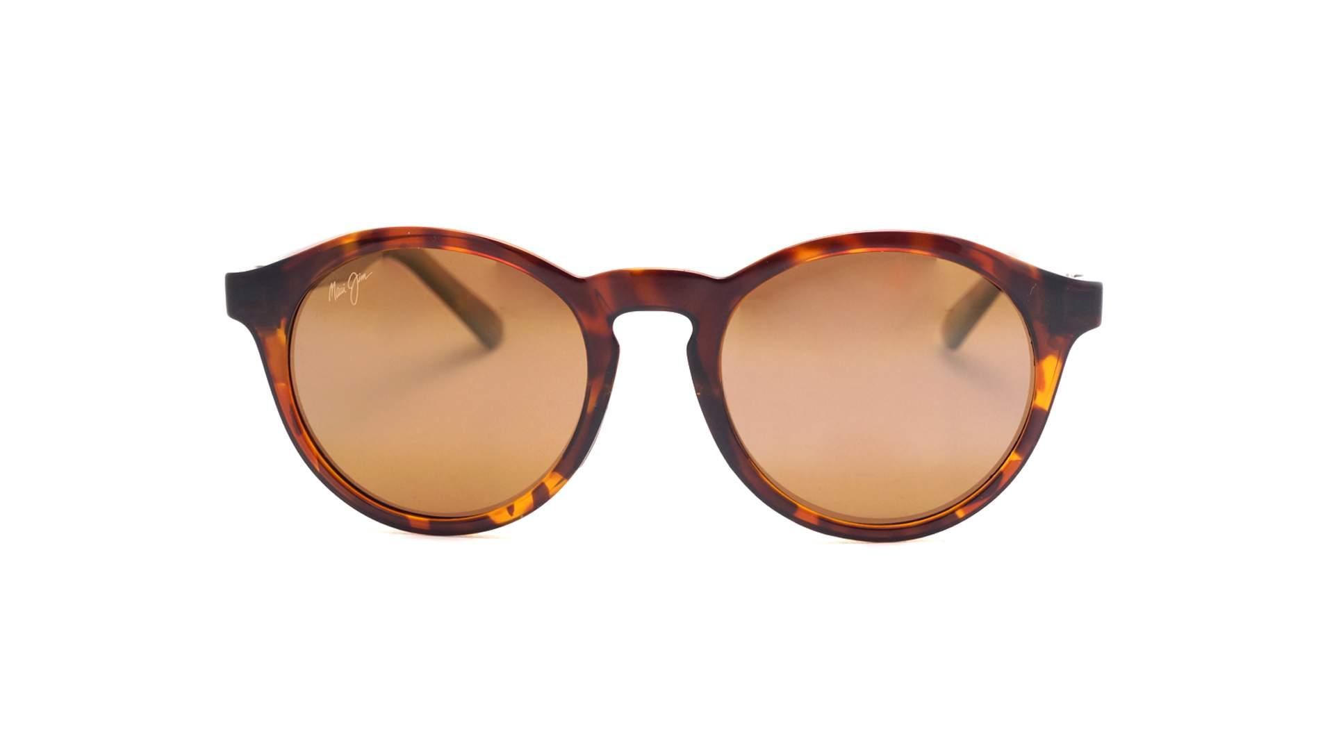 787e6299f2 Sunglasses Maui Jim Pineapple Tortoise Super thin glass H78410 50-20 Medium  Polarized Gradient Mirror