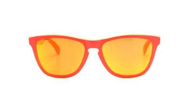 Oakley Frogskins Grips collection Rouge Mat OO9013 E0 55-17