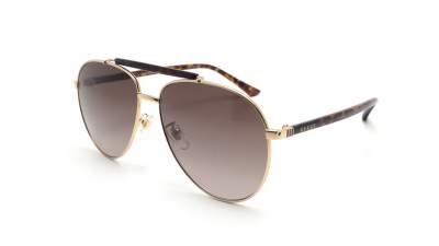 Gucci GG0014S 002 60-15 Gold 208,25 €