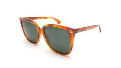 Gucci GG0022S 002 57-18 Tortoise 164 abb32cbb54