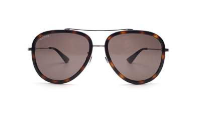 Gucci GG0062S 002 57-17 Écaille