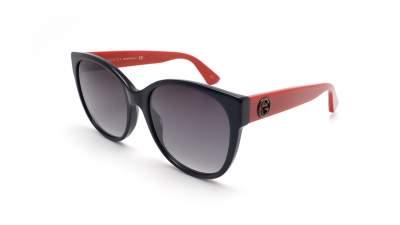 77e6c68bdfc Gucci GG0097S 005 56-19 Black 241