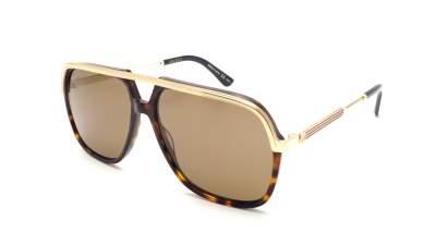 Gucci GG0200S 002 57-14 Écaille 208,25 €