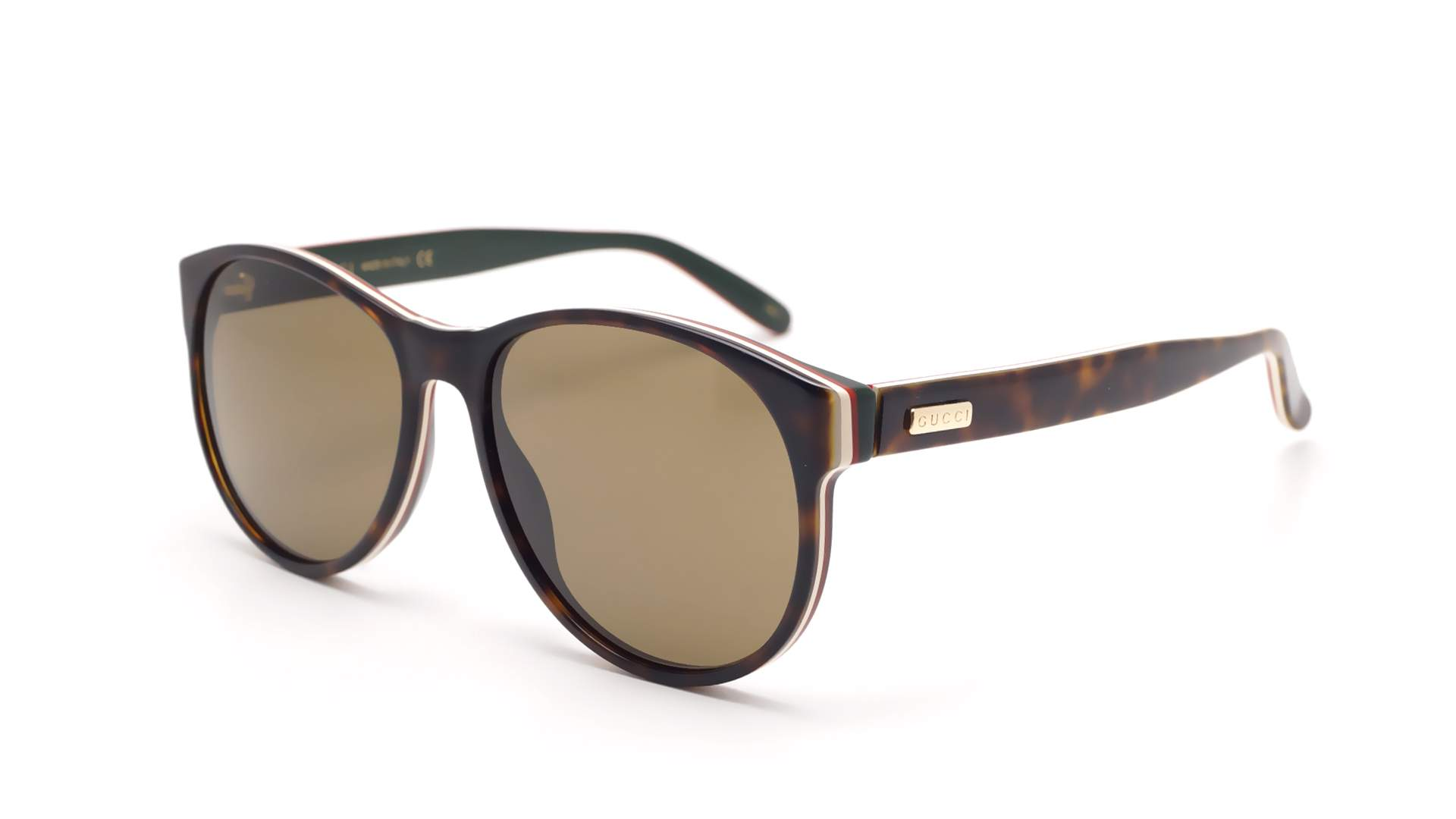 5270951c33c Sunglasses Gucci GG0271S 002 55-16 Tortoise Medium