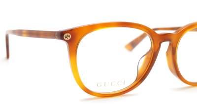Gucci GG0155OA 002 52-18 Écaille