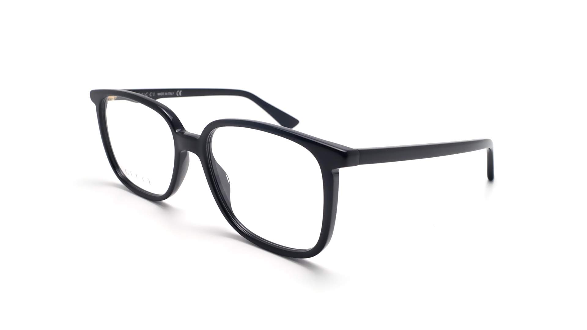d26e3ea6b9d Eyeglasses Gucci GG0260O 001 53-17 Black Medium