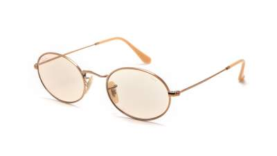Ray-Ban Oval Flat Lenses Bronze RB3547N 9131/S0 51-21 111,58 €