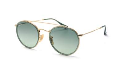 Ray-Ban Round Double Bridge Gold RB3647N 91224M 51-22 104,92 €