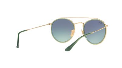 Ray-Ban Round Double Bridge Or RB3647N 91224M 51-22