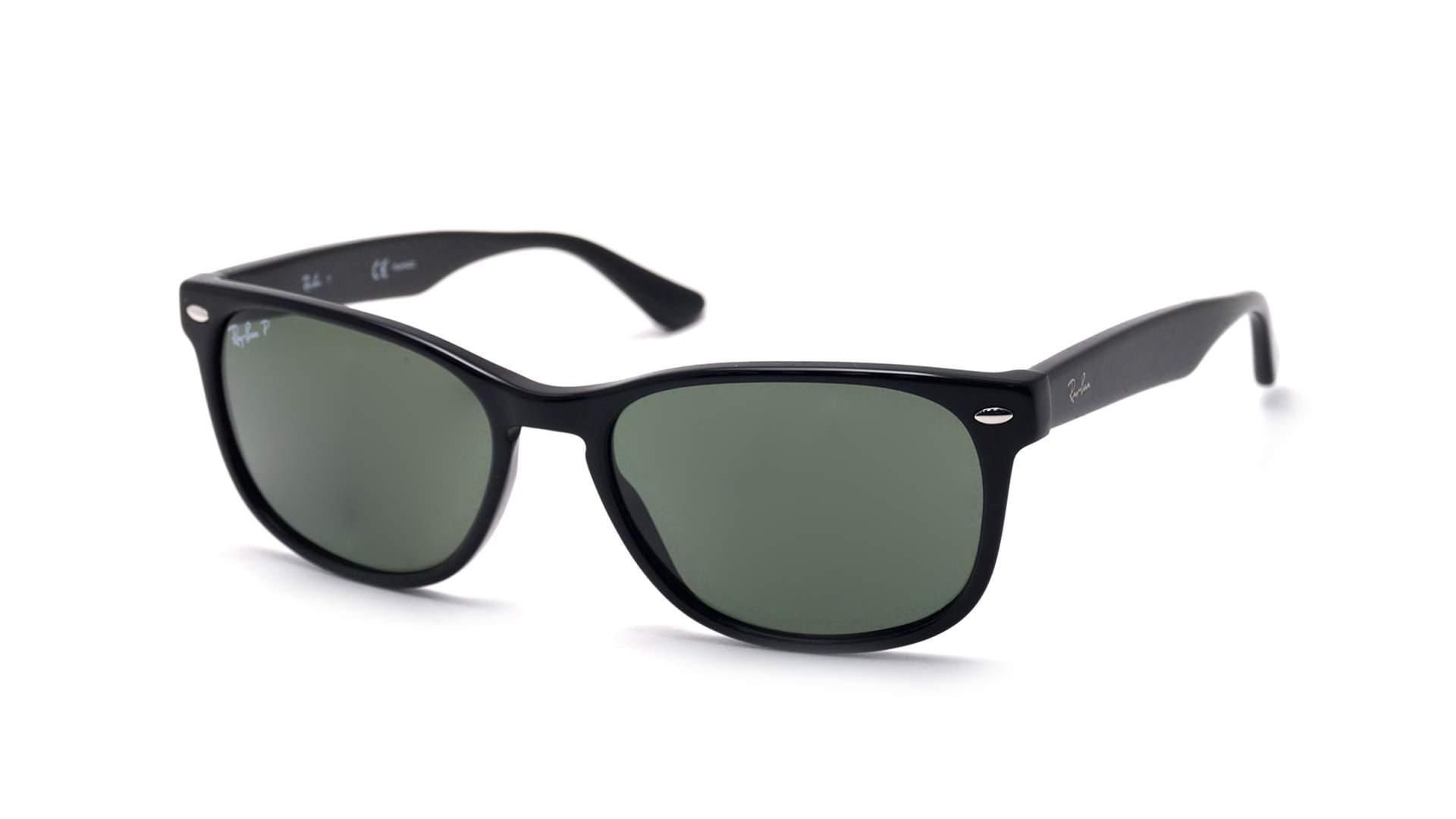 dc78499aac Sunglasses Ray-Ban RB2184 901 58 57-18 Black Large Polarized