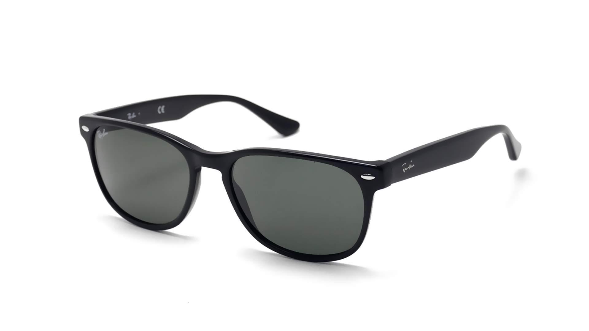 3d5c37fedd3 Sunglasses Ray-Ban RB2184 901 31 57-18 Black Large