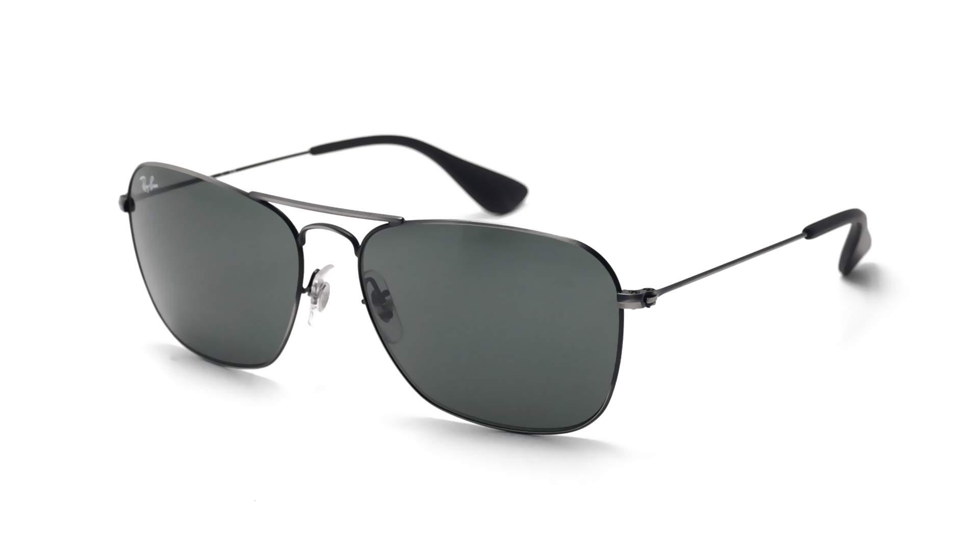 033a8b7fd07 Sunglasses Ray-Ban RB3610 913971 58-15 Grey Matte Large