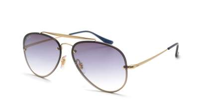 Ray-Ban Aviator Blaze Or Mat RB3584N 91400S 58-13