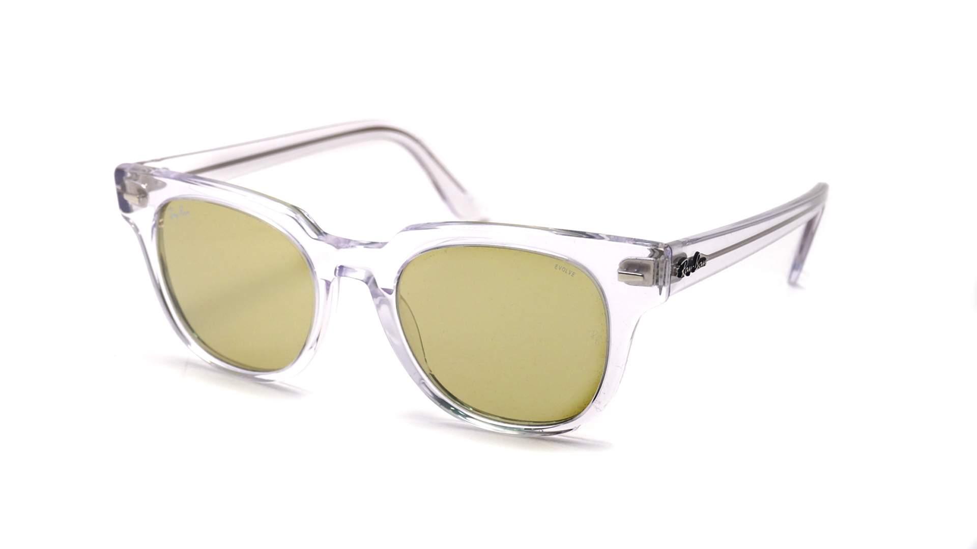 23ae05694a Sunglasses Ray-Ban Meteor Clear Evolve RB2168 912 4C 50-20 Medium  Photochromic