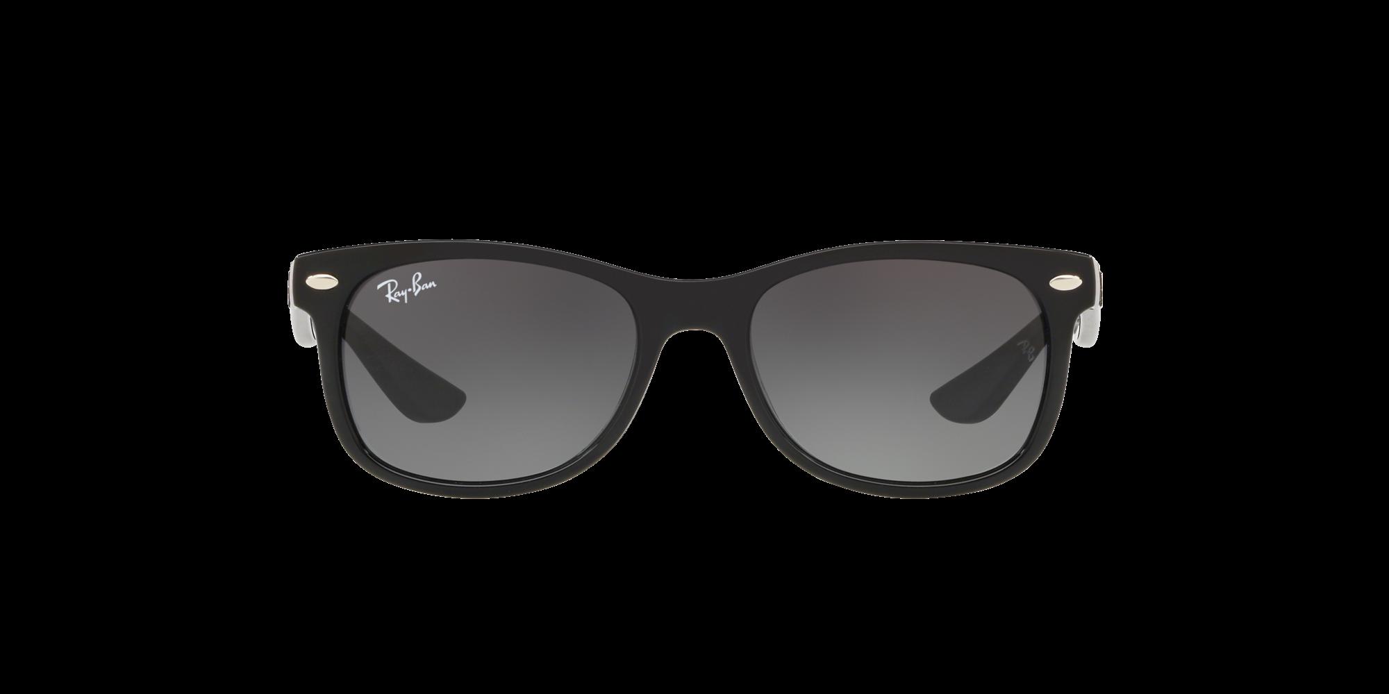 Lunettes de soleil Ray-Ban Wayfarer Noir RJ9052S 100 11 48-16 Junior  Dégradés 66261d6c108c