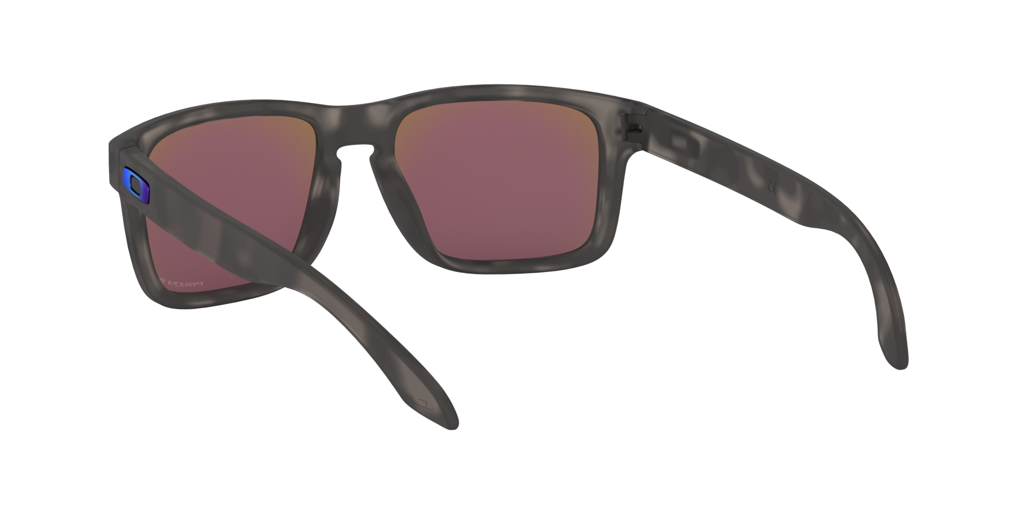 da50837144 Sunglasses Oakley Holbrook Fire and ice collection Grey Matte Prizm OO9102  G7 57-18 Medium Polarized Mirror