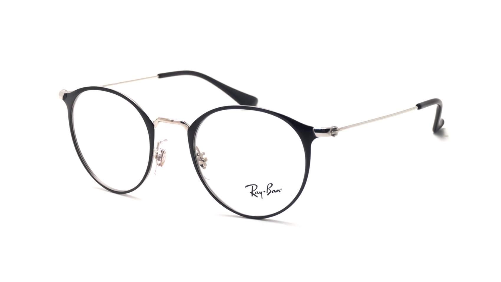 32db148ced Eyeglasses Ray-Ban Highstreet Black RX6378 RB6378 2861 47-21 Small