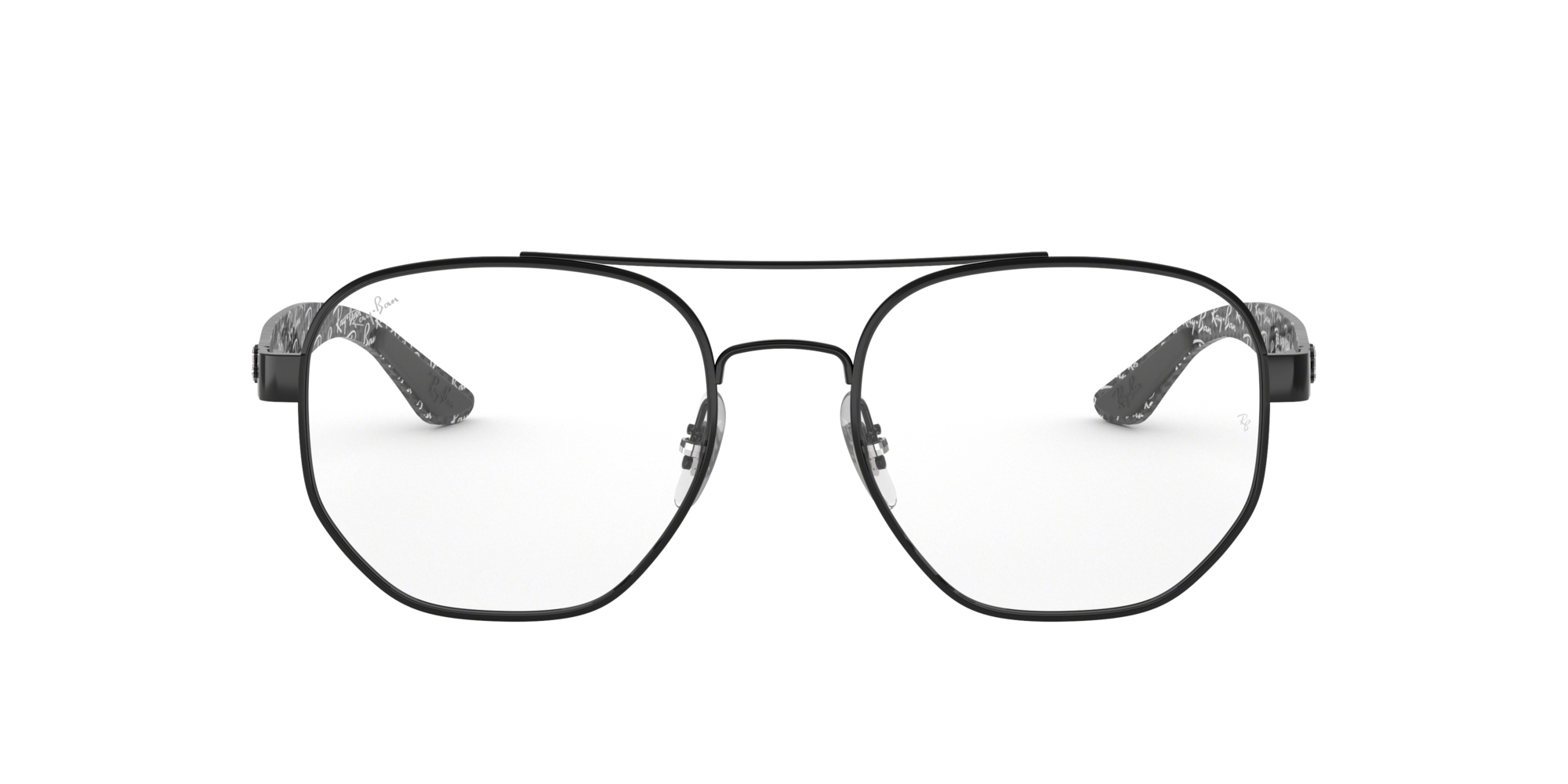 6033554447 Eyeglasses Ray-Ban Carbon fibre Black RX8418 RB8418 2509 51-18 Medium