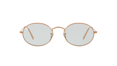 Ray-Ban Oval Flat Lenses Cuivre RB3547N 9131/0Y 51-21