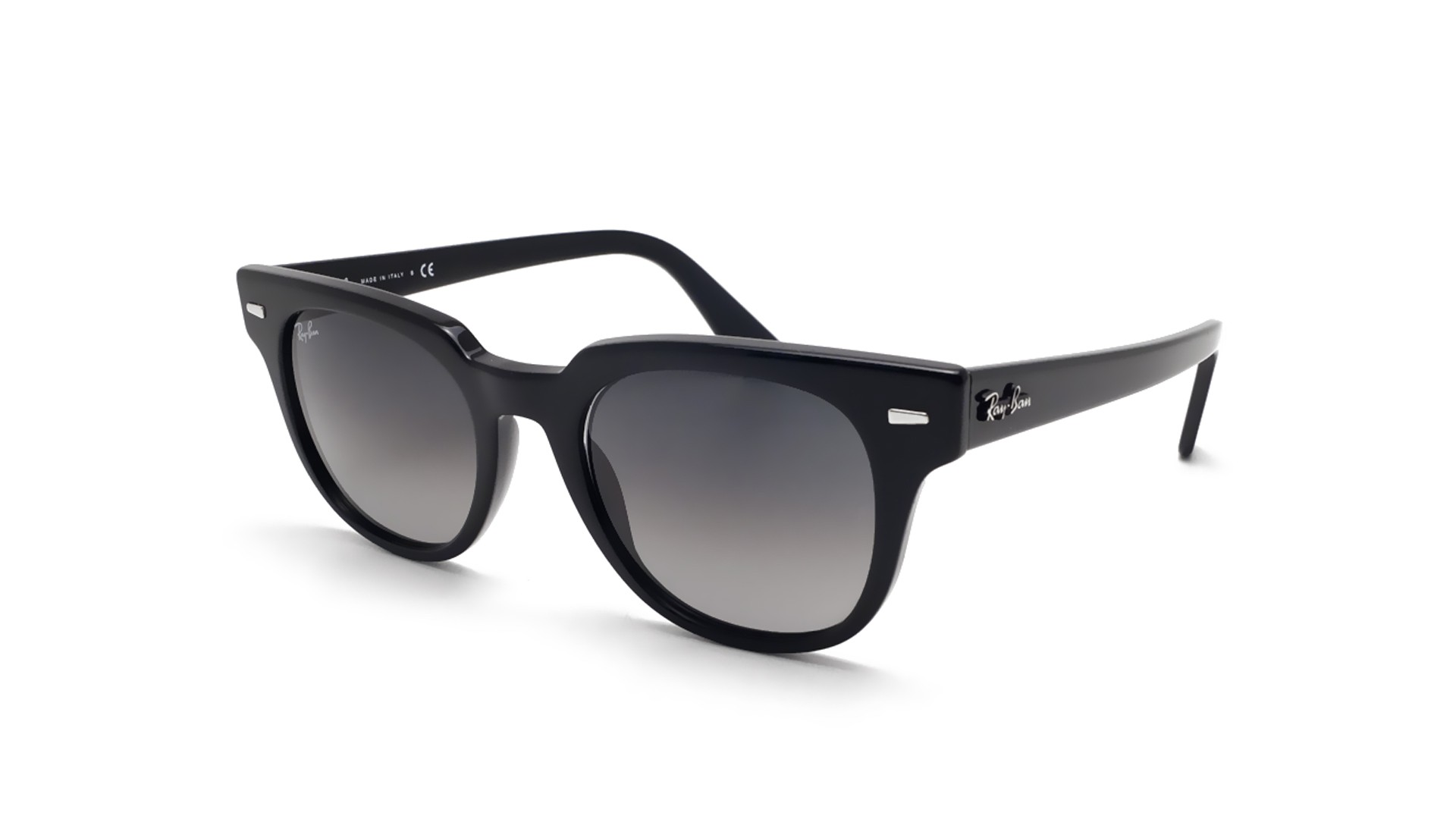 08f265e9464418 Sunglasses Ray-Ban Meteor Classic black RB2168 901 71 50-20 Medium Gradient