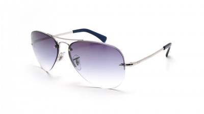 Ray-Ban RB3449 9129/0S 59-14 Argent 125,90 €
